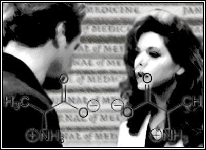 Nick, Nat, chiral molecule