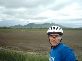Rob and the Sutter Buttes