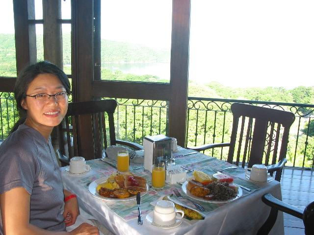 Breakfast terrace for Breakfast terrace